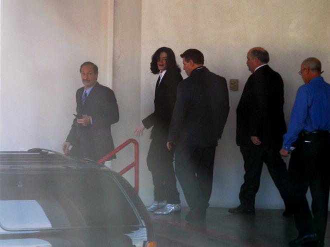 фото з будинку Майкла Джексона