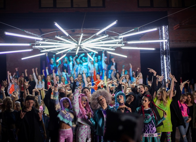 "Прем'єра: Open Kids презентує кліп ""Поколение танцы"""
