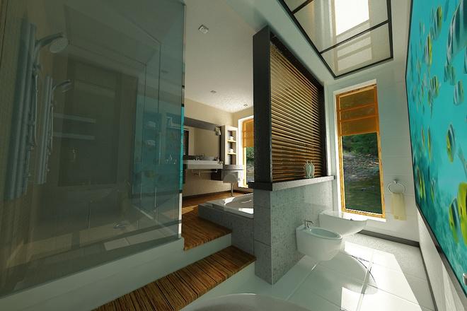 Art House Interior