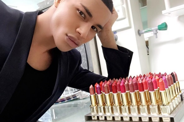Balmain и L'Oréal Paris