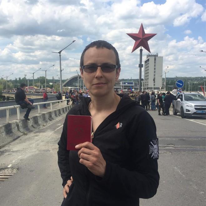 Юлия Чичерина (Facebook)
