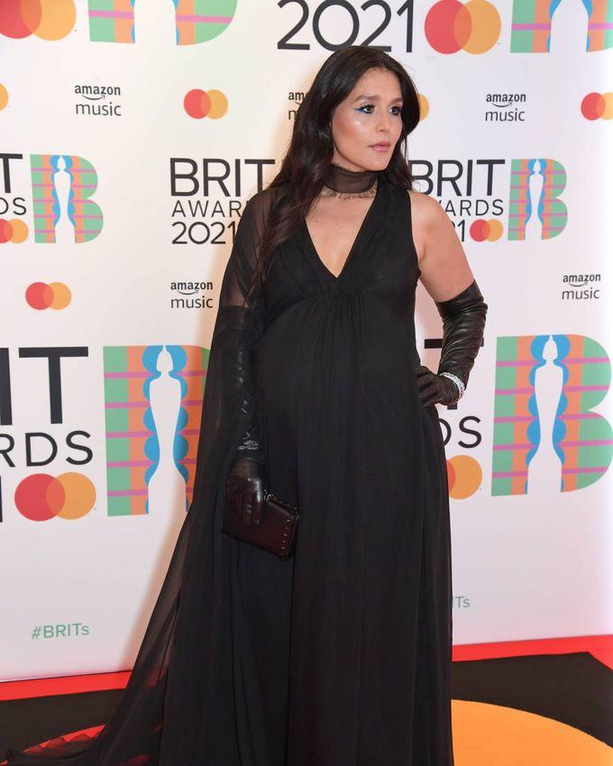 Джессі Уейр на Brit Awards 2021
