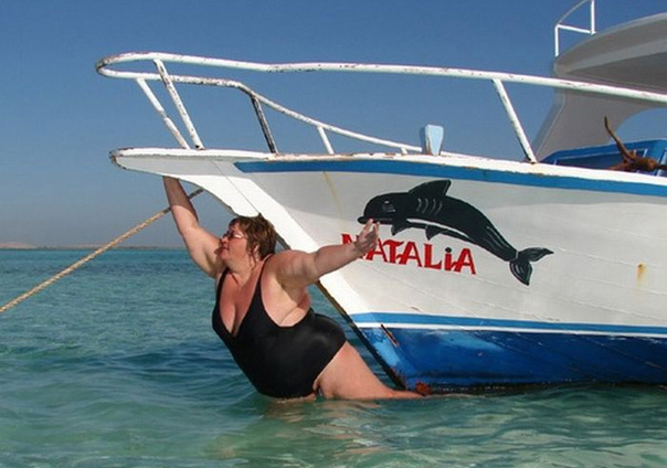 Как отдыхают русские туристы