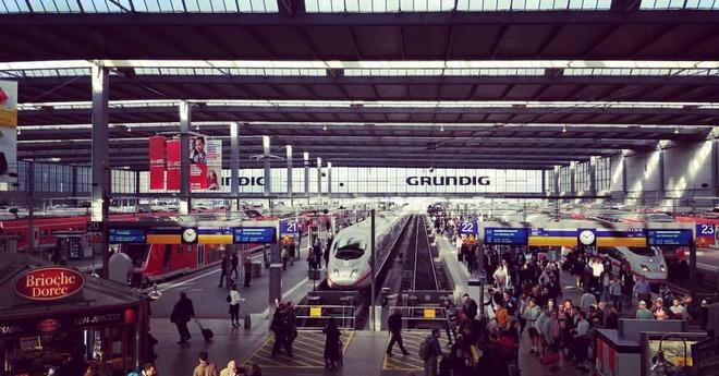 ТОП-5 найкрасивіших вокзалів у Європі