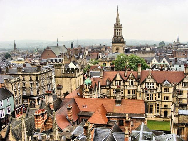 подорож в Оксфорд
