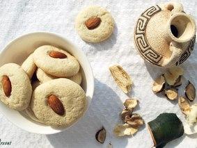 Нан хати - индийское праздничное печенье