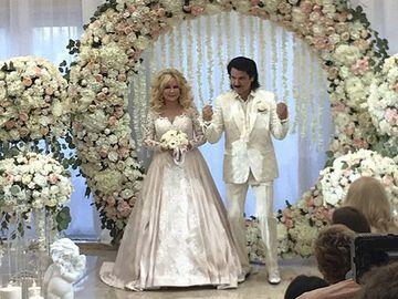 Вторая свадьба Павла и Марины Зибровых
