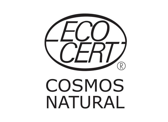 Сертифікат COSMOS NATURAL
