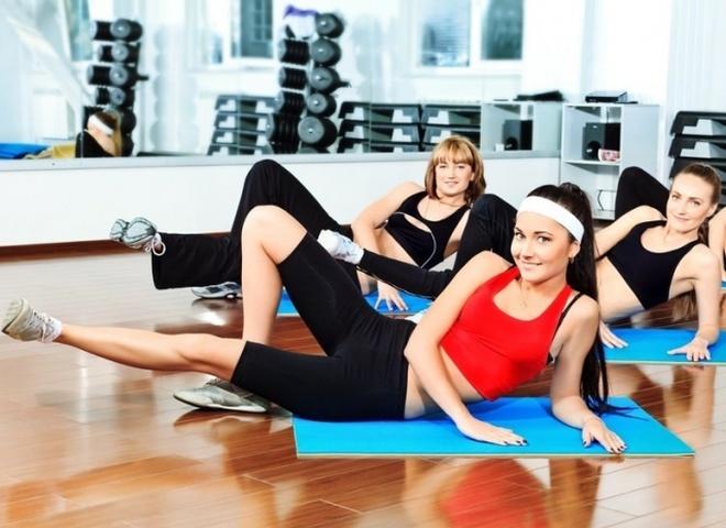 Как похудеть? Фитнес 3 раза в неделю + диета