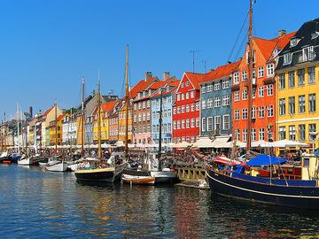 Взимку і влітку одного кольору: Міста, які в будь-який час року залишаються яскравими і барвистими