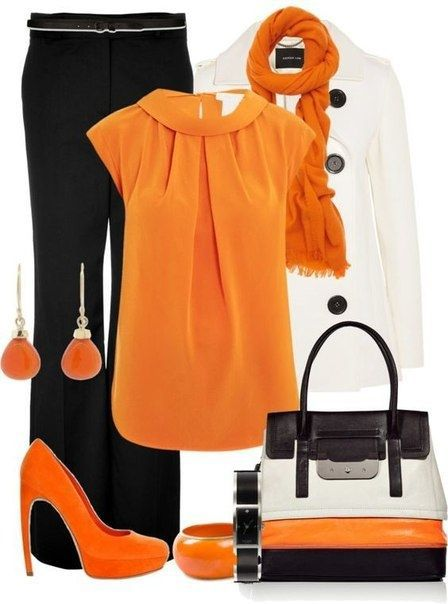 Модные цвета весна-лето 2019