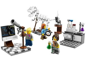 Жінки-астронавти LEGO