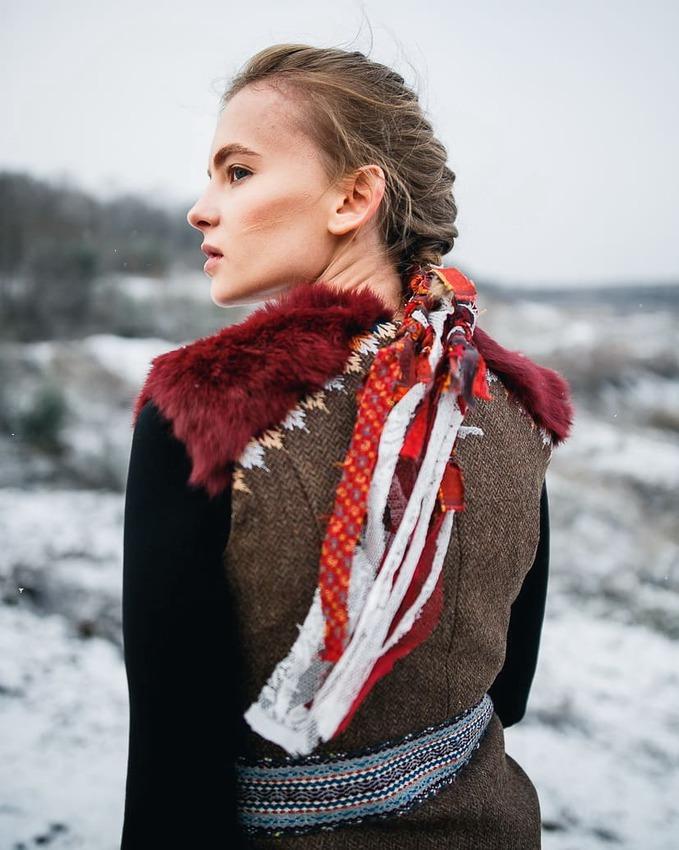 Chernikova — современный украинский бренд национальной одежды