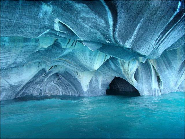 Волшебные пещеры