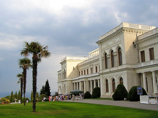 Крым, Ялта