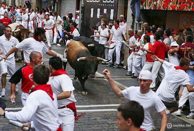 Найнезвичайніші фестивалі Іспанії: Сан-Фермін