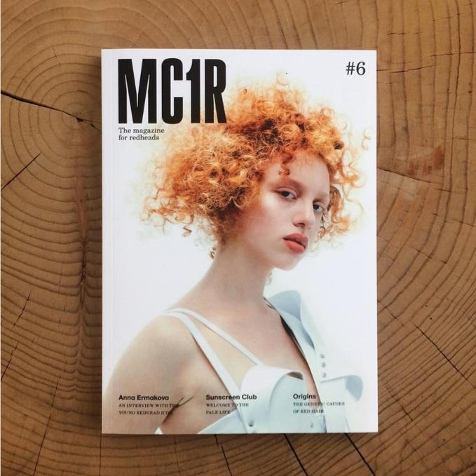 MC1R - перший журнал для рудих