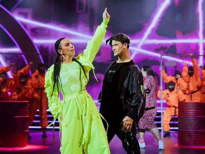 Танці з зірками 2021