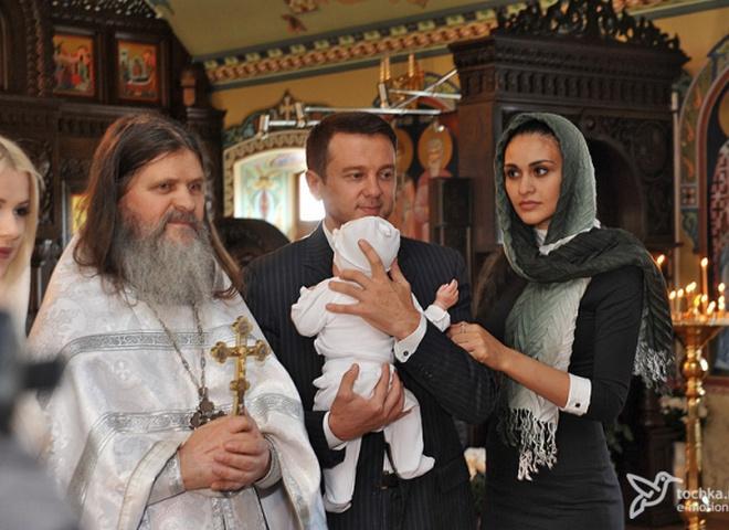 Хрестини Нагорного