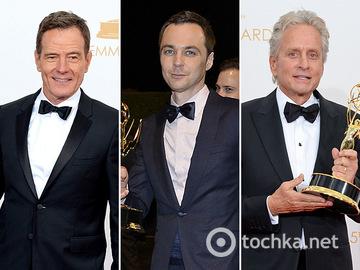 Мужчины Эмми-2013: главные победители