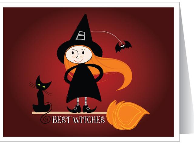 Поздравления с днем рождения ты ведьма 526