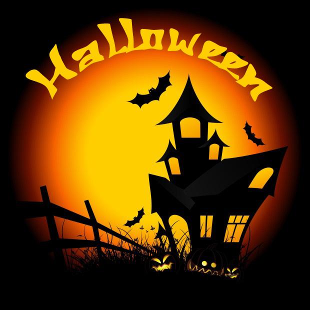 Красивые открытки к Хэллоуину открытки, поздравления на cards.tochka.net