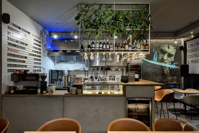 Ресторан ITALIST Prosecco Bar