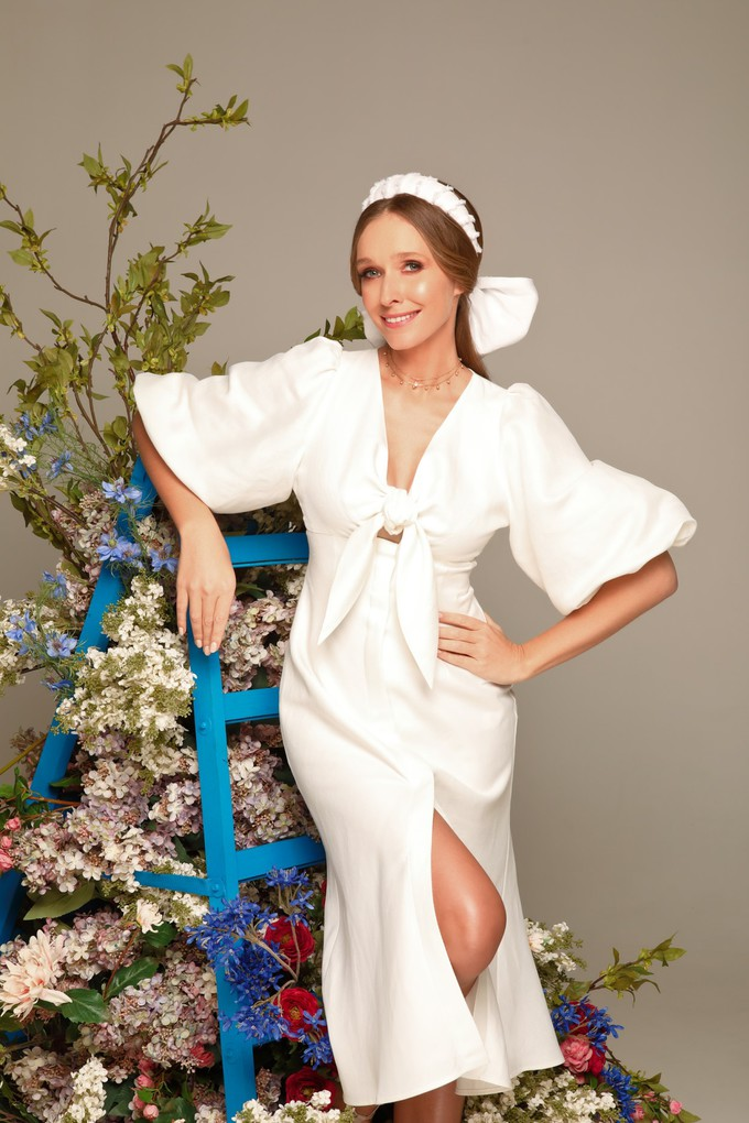 Андре Тан и Катя Осадчая выпустили совместную коллекцию женской одежды