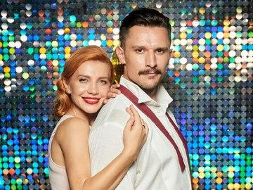 Тарас Цымбалюк и Яна Заец