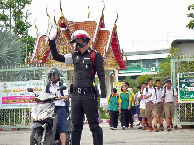 Туристична поліція: Таїланд