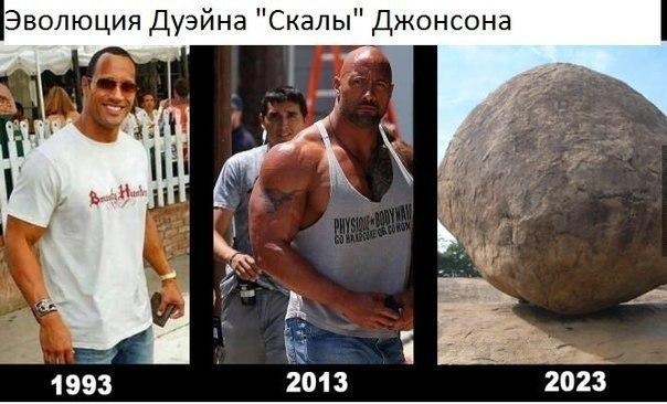 Каменный колобок - вершина эволюции!