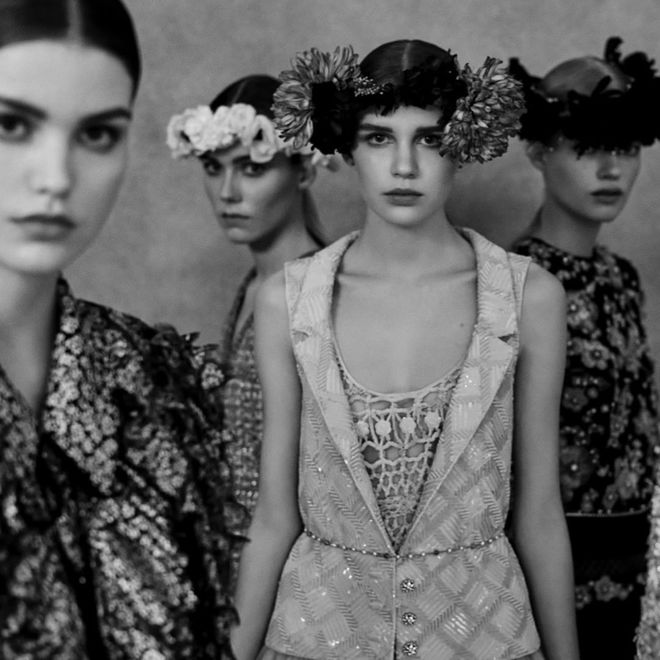 Chanel Haute Couture SS21