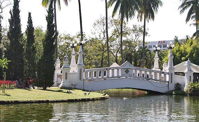 Чианг-Май фото: центральный парк