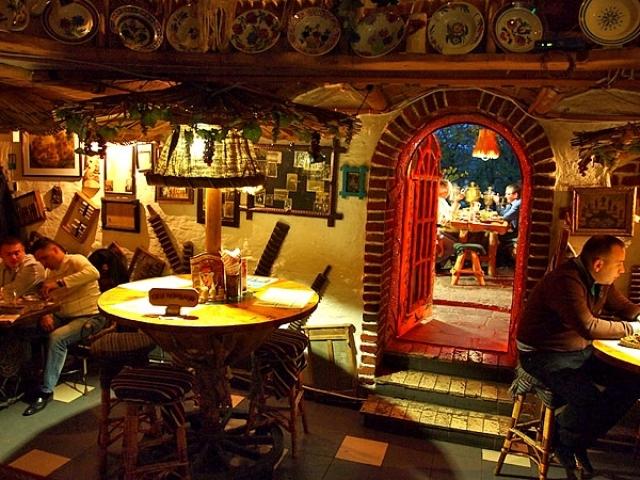 Ресторан «Старий Млин»