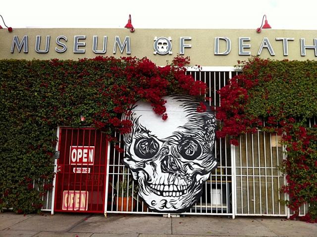 Необычные музеи мира: музей смерти