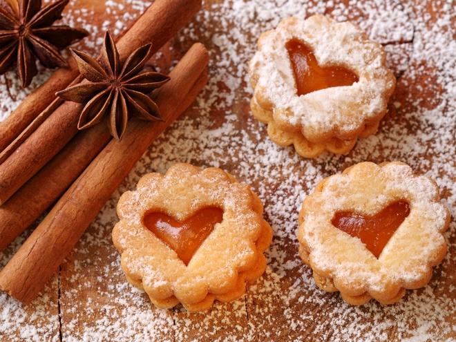 рецепти на День Святого Валентина