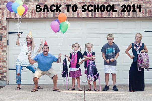 День, который родители ждут каждый год