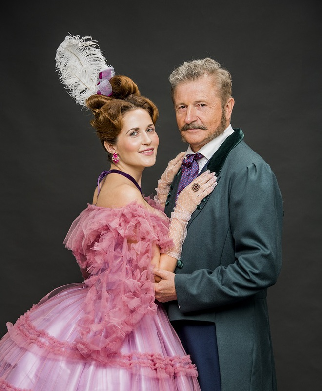Лариса и Петр