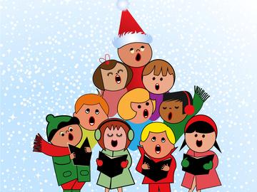 Рождество колядки