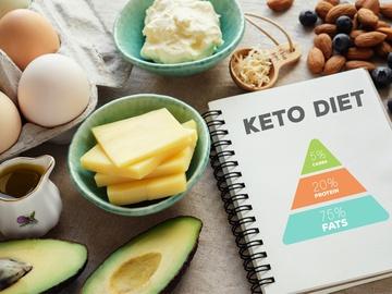 Кетогенна дієта