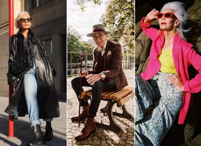 Модні блогери в Instagram, яким більше 50-ти