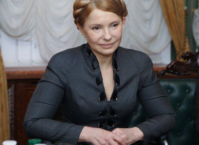 Сексапильная тимошенко