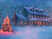 Зимняя атмосфера. Новый год