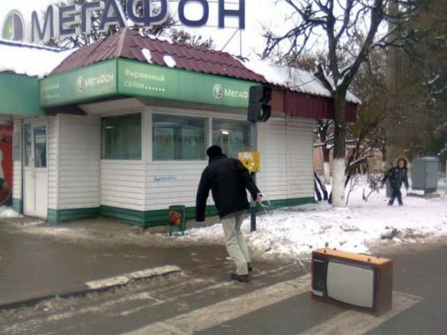 Маразмы из России