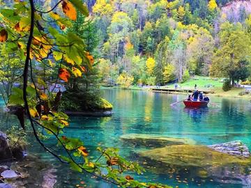Релакс для глаз: самые красивые места в мире