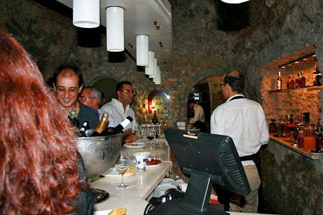 Достопримечательности Лиссабона: бар «Retiro de Bacо»