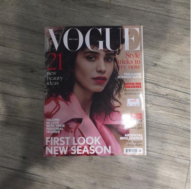 конференция Vogue