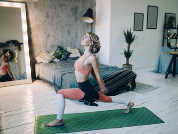 Комплекс упражнений на растяжку мышц: видео