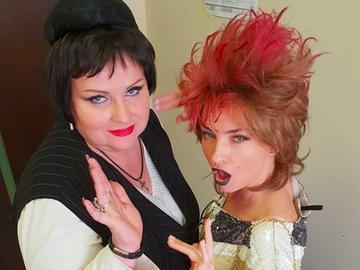 Вікторія Булітко та Марина Поплавська