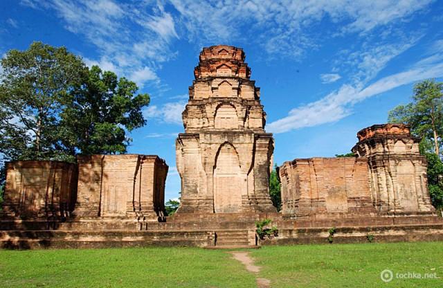 Ангкор за один день: храм Прасат Краван
